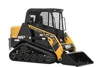 Compact Track Loader for Tight Areas