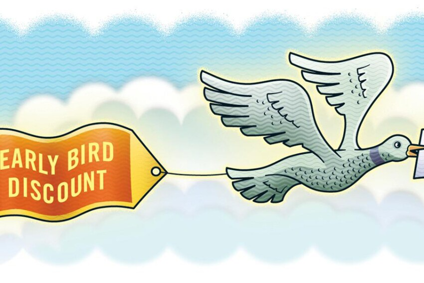 Early Bird: Saving Money With Supplier Purchase Discounts