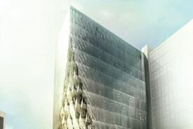Solar Carve Tower