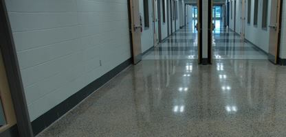 2014 Polished Concrete Awards - Education