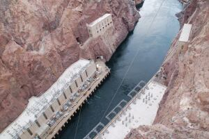 Hoover Dam and Lake Mead Intake Tour