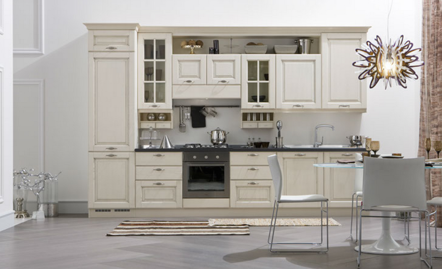 Veneta Cucine, an Italian cabinetry firm, now has an exclusive U.S. deal with Timberlake and Ashton Woods.