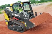 Volvo + skid steers + track loaders