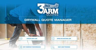Drywall Pros Now Have Their Own App
