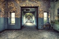 Photographer Gina Soden Captures Europe's Abandoned Buildings