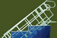 AquaTrek ADA Step System from Rehab Systems