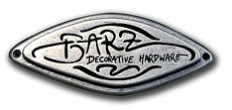 Barz Decorative Hardware Logo