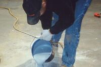 Repairing Joints In Concrete Slabs