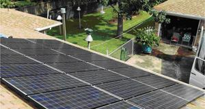 POWER OF SOLAR: Wilshire Homes plans to show solar power in two model homes by the end of the first quarter 2008.