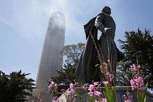 Morning News Roundup: San Francisco's Coit Tower Reopens