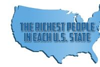 The Richest Person in Each U.S. State