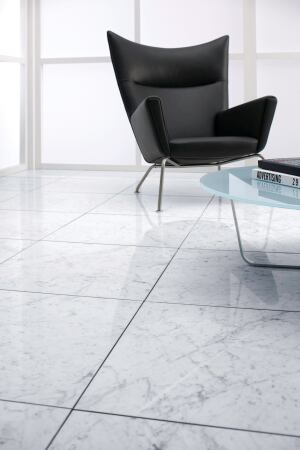 "Designed in Italy (the name means ""link"" in Italian) Nesso is a new access flooring product from Steelcase. The surface feels solid, like concrete, but it allows easy access throughout a work area for power and data maintenance. It comes in several finishes, including marble, granite, slate, ceramic, linoleum, rubber, wood, and vinyl.  steelcase.com"