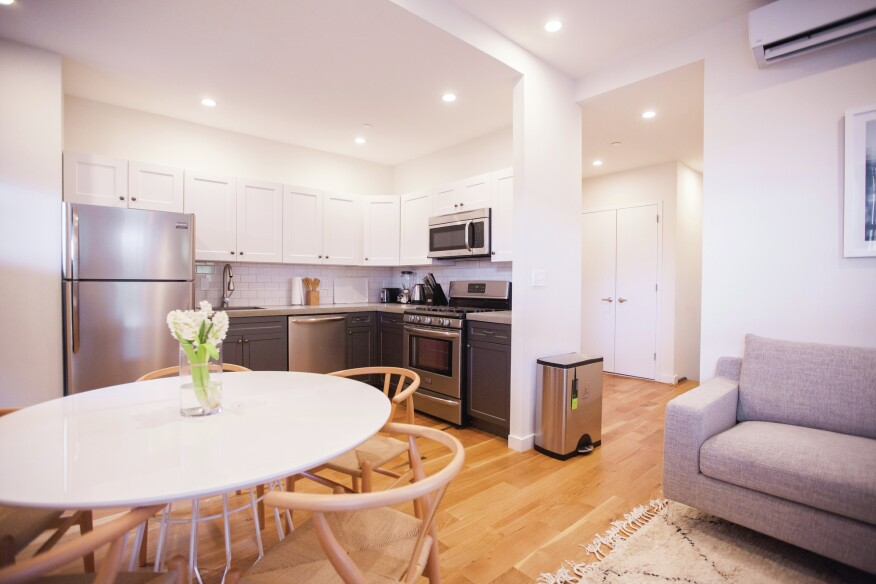 Common's Havemeyer Home in Brooklyn's Williamsburg neighborhood.