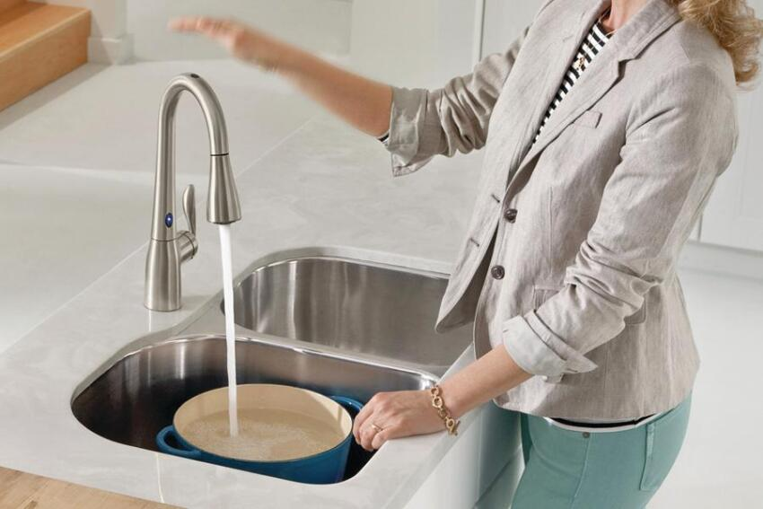 Design in Motion: Moen MotionSense Faucet