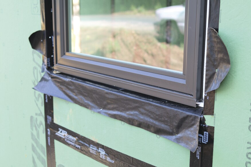 Fluid Applied Window Flashing Jlc Online Flashing