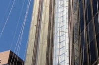Spider Provides Expert Suspended Scaffolding Solution for the Colorado State Bank Building