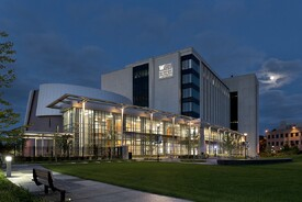 Western Michigan University Homer Stryker M.D. School of Medicine on the W.E. Upjohn Campus