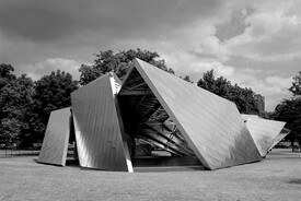 2001 Serpentine Gallery Pavilion