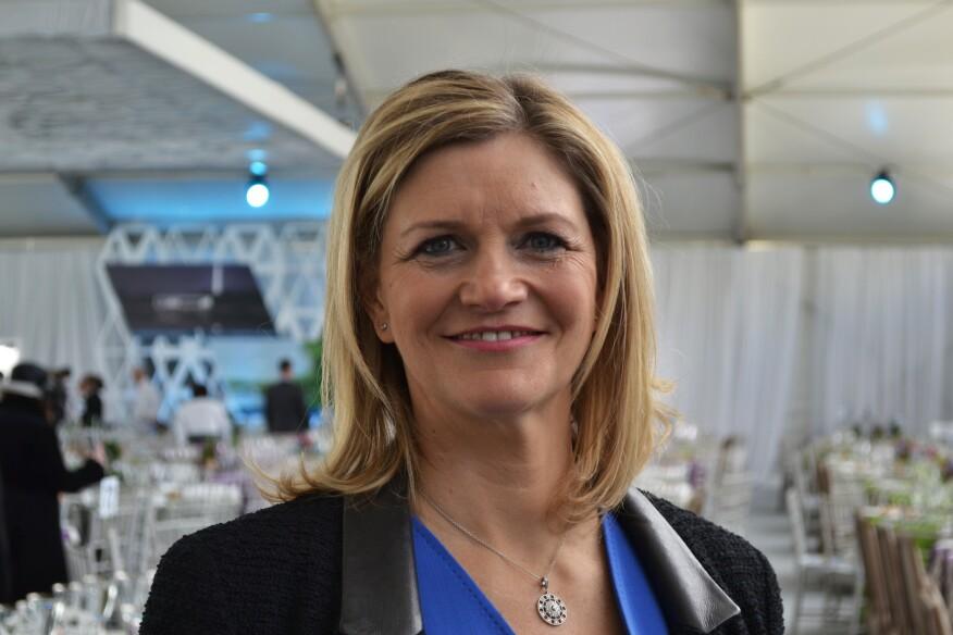 Trust for the National Mall president Caroline Cunningham