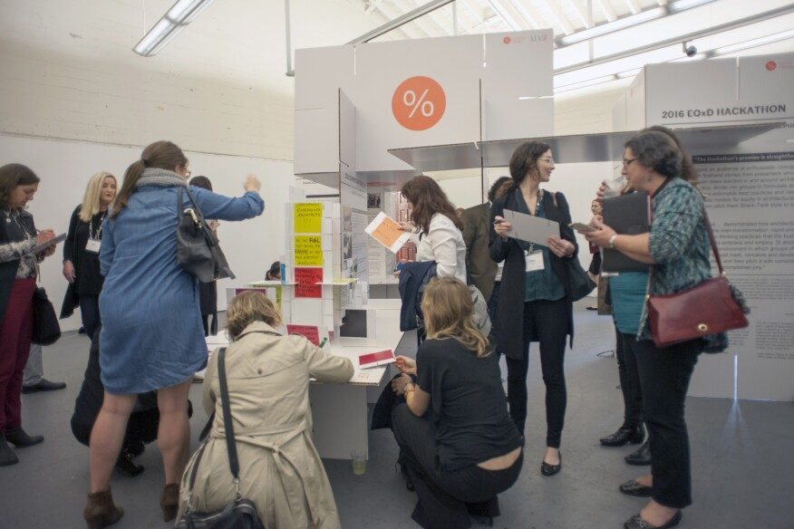 AIA San Francisco's 2016 Equity by Design symposium