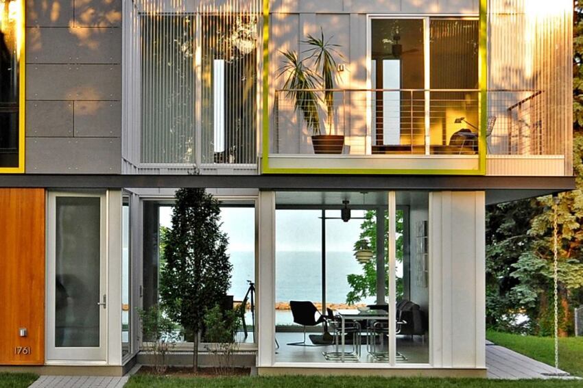 AIA COTE 2011 Top Ten Green Projects: OS House