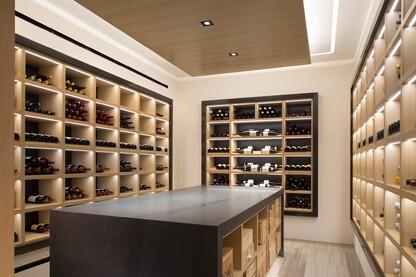 Mountain Wine Cellar