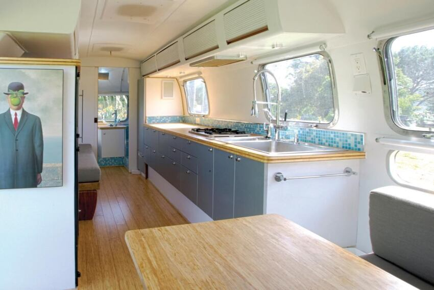 Architect Matthew Hofmann's Airstream Is Both Home and Office