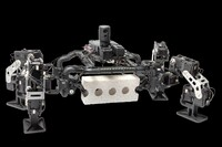 Citation: Co-Robotics and Construction: OSCR 1-4 Prototypes