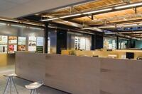 Space Architecture + Design's energy-efficient, adaptive-reuse office