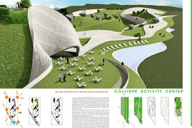 Collider Activity Center. Competition. The project is finalist