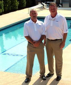Manager Chris Oreto & owner David Smiley