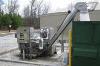 Award-winning grease, septage receiving station