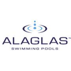 Alaglas Pools Logo
