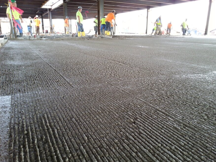 Preparing For A Topping Concrete Construction Magazine