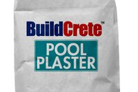 BuildBlock Introduces BuildCrete Pool Plaster