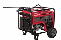 Generators With GFCI from Honda