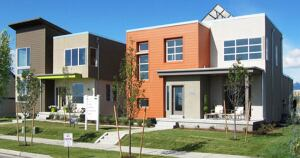 Garbett Homes' solar-powered models in Salt Lake City are priced similarly to conventional homes in the area.
