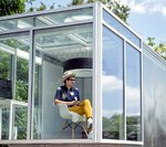 The House of the Future: 3D Printed and Easily Transported