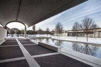The Renzo Piano Pavilion at the Kimbell Art Museum: Photos by Richard Barnes