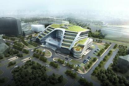 Shanghai New Hongqiao International Medical Center Shared Facility