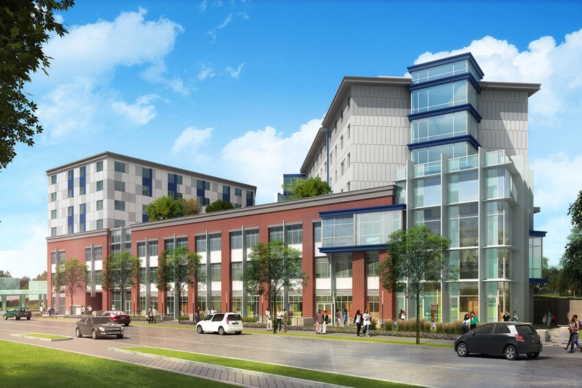 DC Development to Combine Housing, Job Training, Health Care