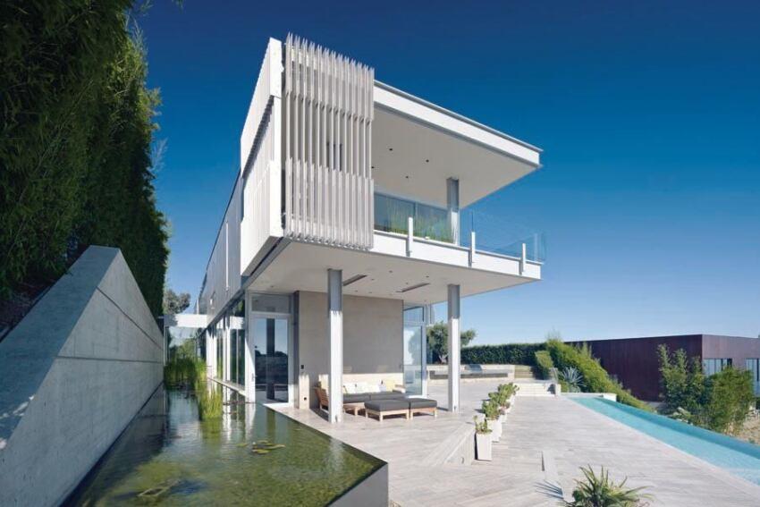 Oberfeld Residence, Los Angeles