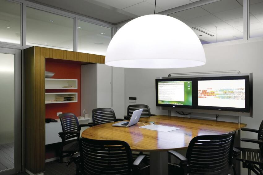 Steelcase Designs a Business Space to Foster Collaboration