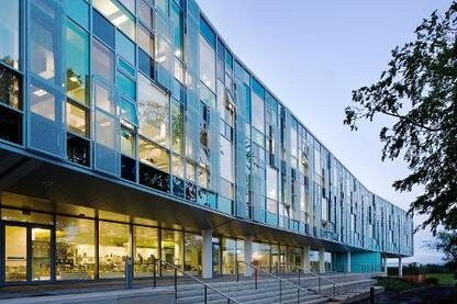 The Roslin Institute Building at the University of Edinburgh