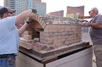 Masonry Heater Showcase at World of Concrete