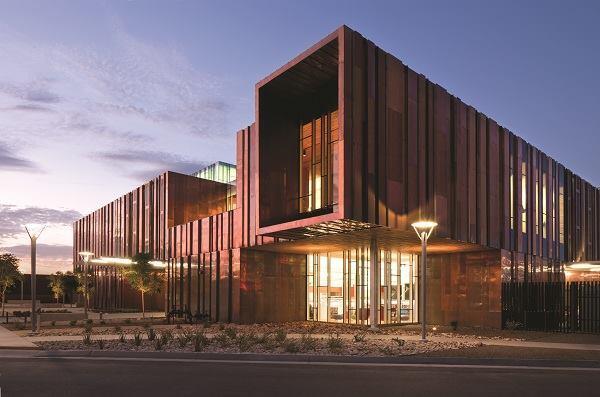 South Mountain Community Library; Richärd+Bauer; Phoenix.