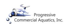 Progressive Commercial Aquatics, Inc. Logo
