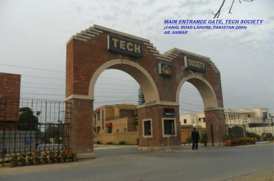 Main Entrance Gate Design Main Entrance Gate