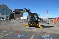 Live Events & Demonstrations from World of Concrete