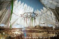 Dubai Wins World Expo 2020 Bid with HOK Design